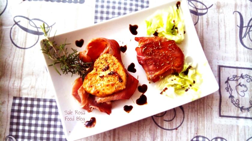 Filetto di maiale e speck