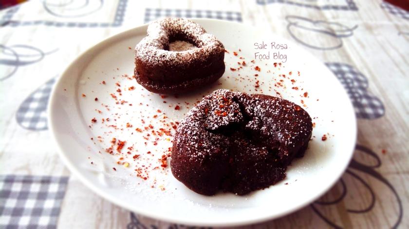 Cuore fondente cioccolato e peperoncino