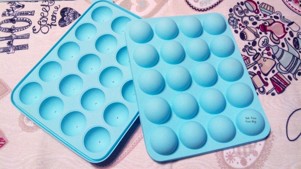 Stampo in silicone per cake pops