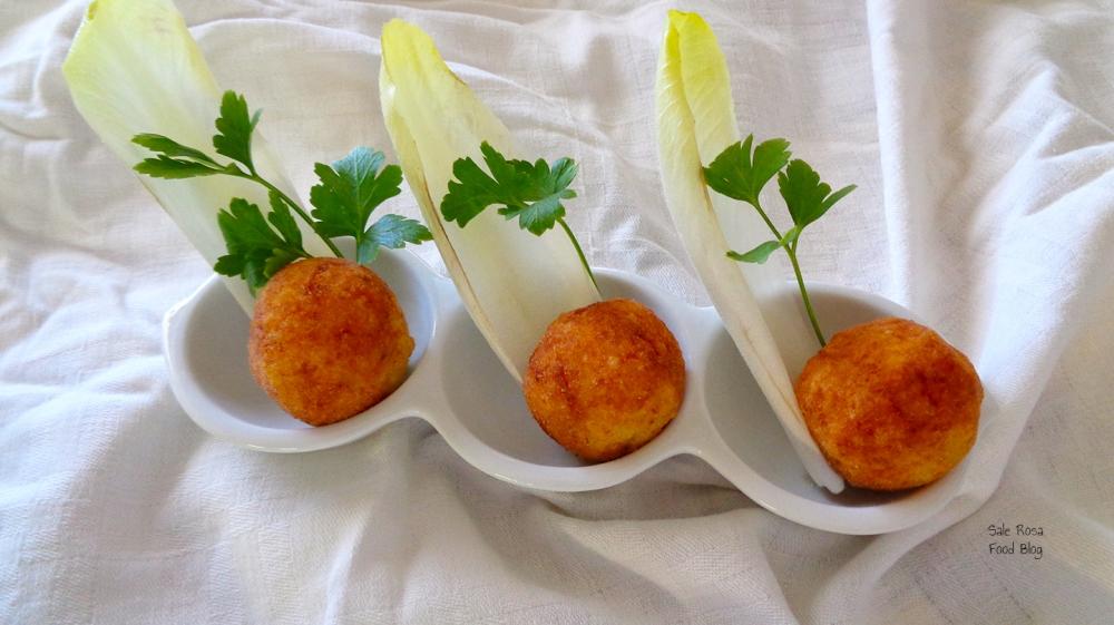 Crocchette di merluzzo e patate