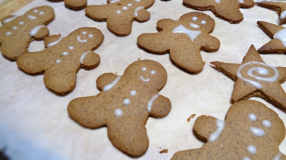 Gingerbread (omini di pan di zenzero)
