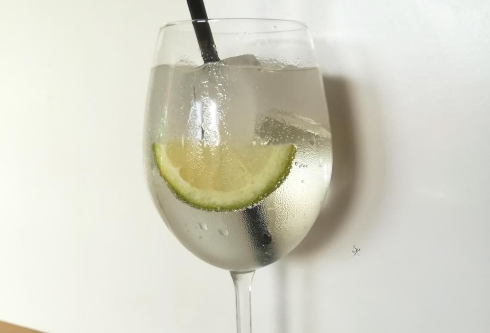 Martini & Tonic bianco