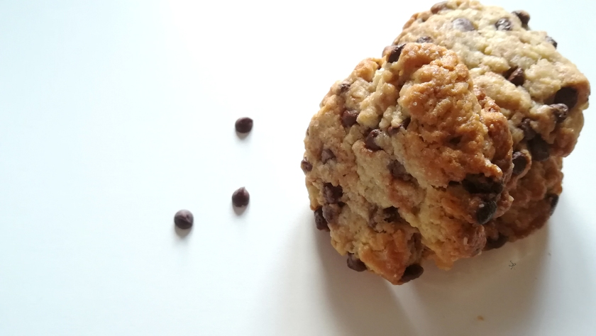 American chocolate chip cookies