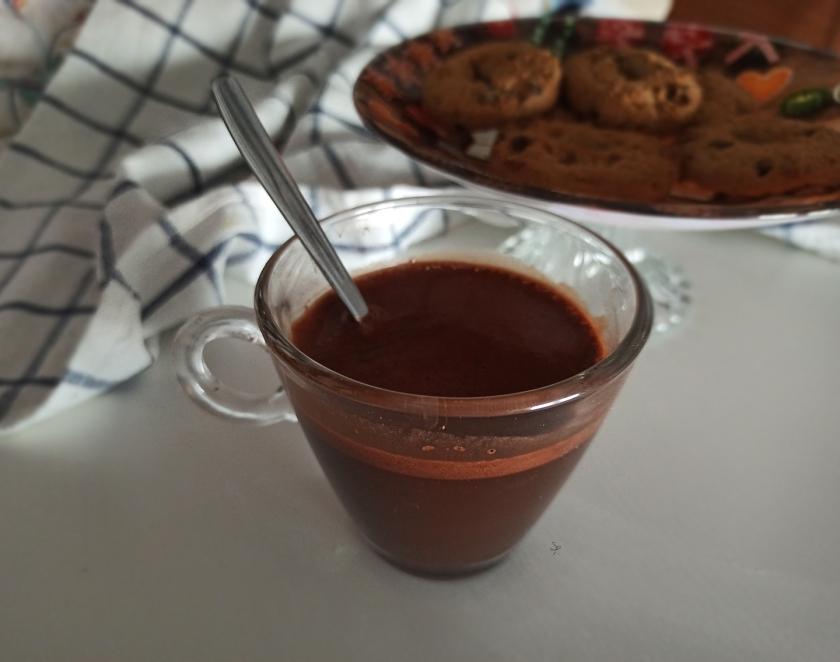 Cioccolata calda al profumo di cannella